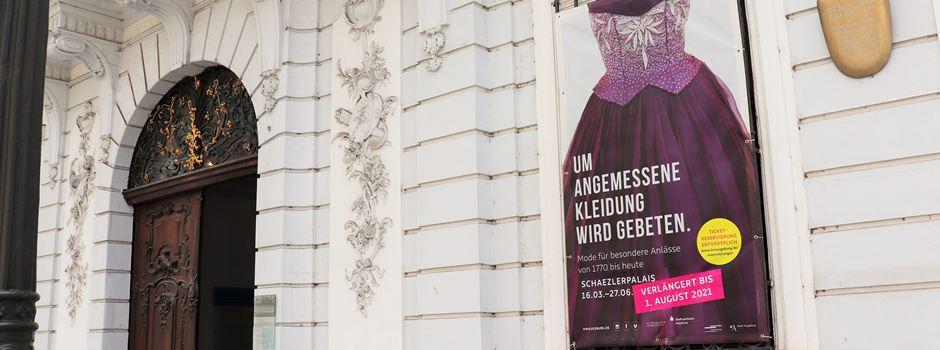Perfekt für das graue Pfingstferien-Wetter: Museen in Augsburg