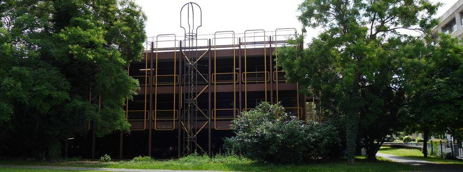 Parkhaus Weicht 151 Neuen Wohnungen