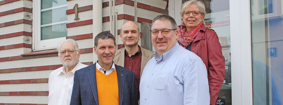 "CDU will Heidekreis ""aufblühen"" lassen"