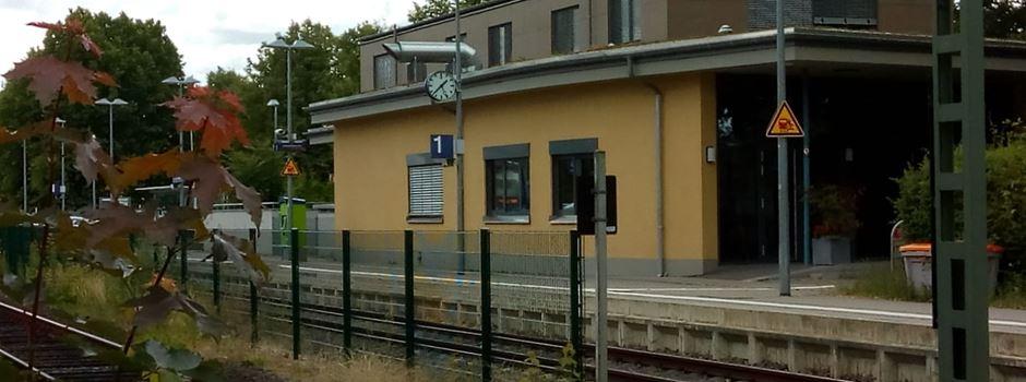Gibt es am Nieder-Olmer Bahnhof ein Ratten-Problem?