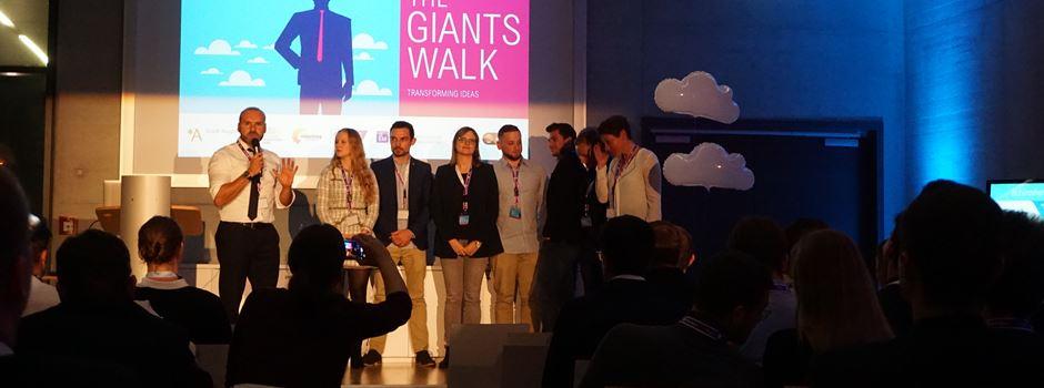 The Giants Walk – Startschuss für ein Augsburger Pilotprojekt