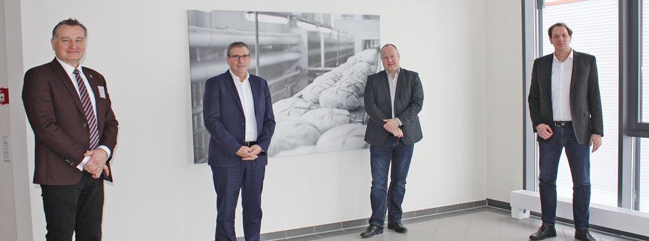 16 Millionen Euro für neue Logistikhalle