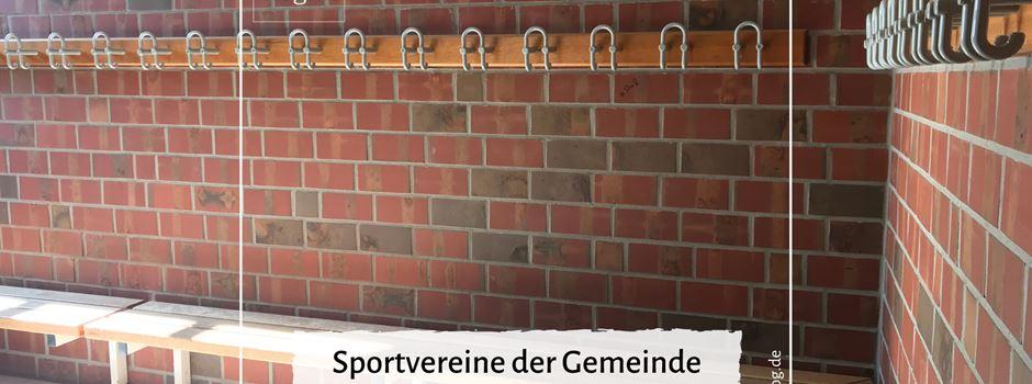 Sportvereine stellen Sportbetrieb ein