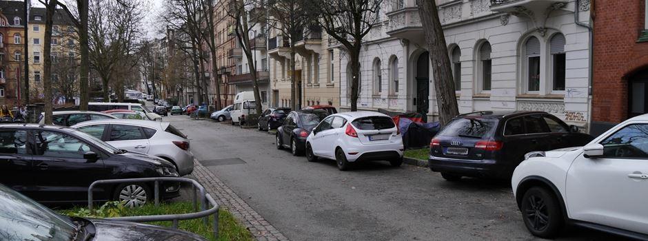 Verkehrschaos und wenig Platz in der Scharnhorststraße