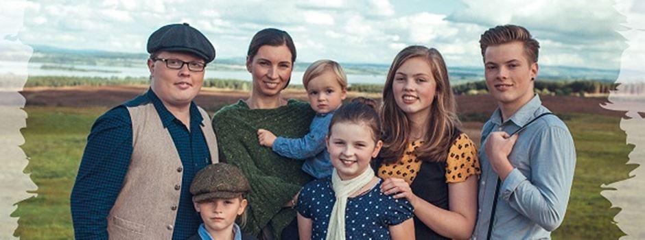 IRISH SUMMER 2019 Open Air im Eltzhof - Angelo Kelly & Family