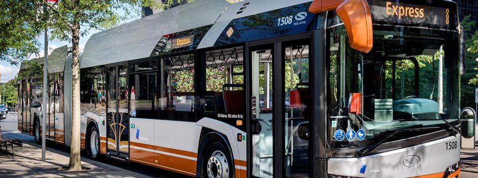 """Finanzieller Kraftakt"": Mainzer Mobilität bestellt zwölf Elektro-Busse"