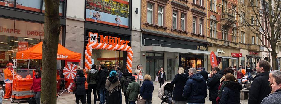 Drogeriemarkt Müller in der Kirchgasse eröffnet