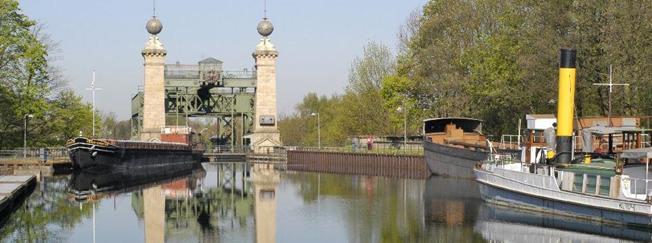 Schiffshebewerk: Museums-Besuch auch ohne Corona-Test