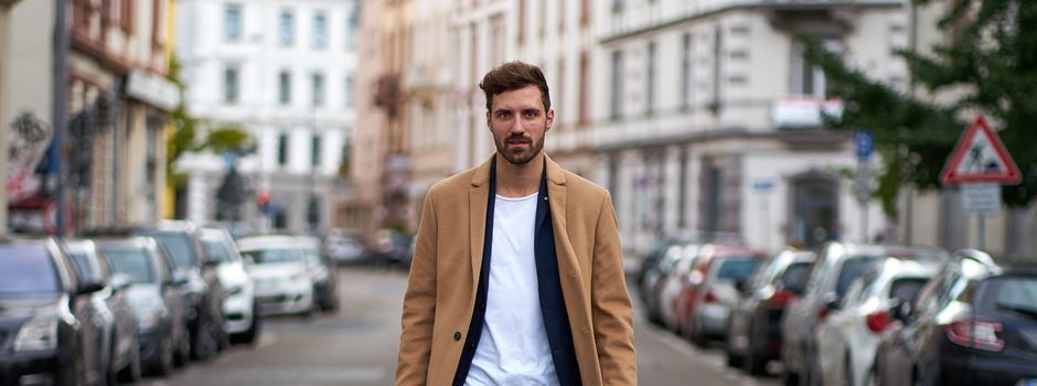 Dieser Frankfurter will Mr. Gay Germany werden
