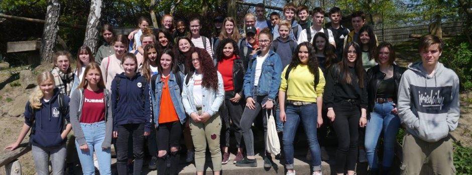 Schüleraustausch mit französischer Partnerstadt Le Chambon-Feugerolles