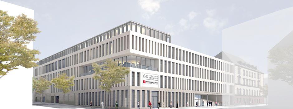 Die neue Hochschule in Wiesbaden ist startbereit
