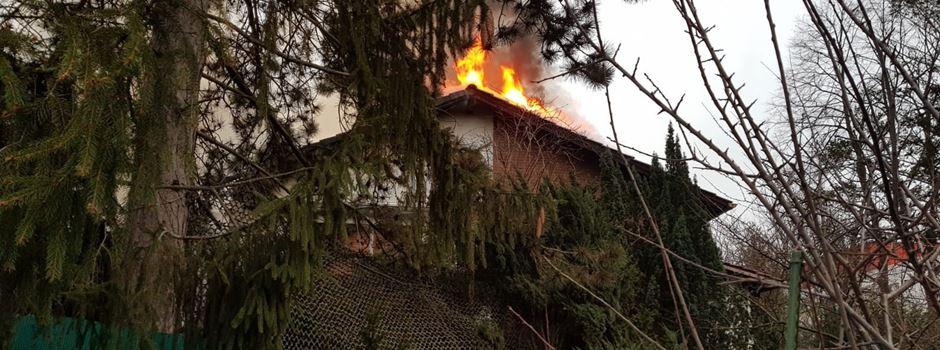 94-Jährige nach Brand gestorben