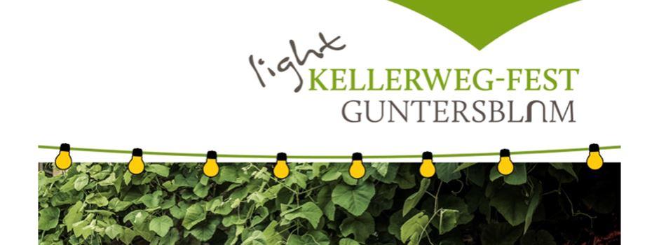 Das Kellerweg-Fest Guntersblum findet statt - in der light Version