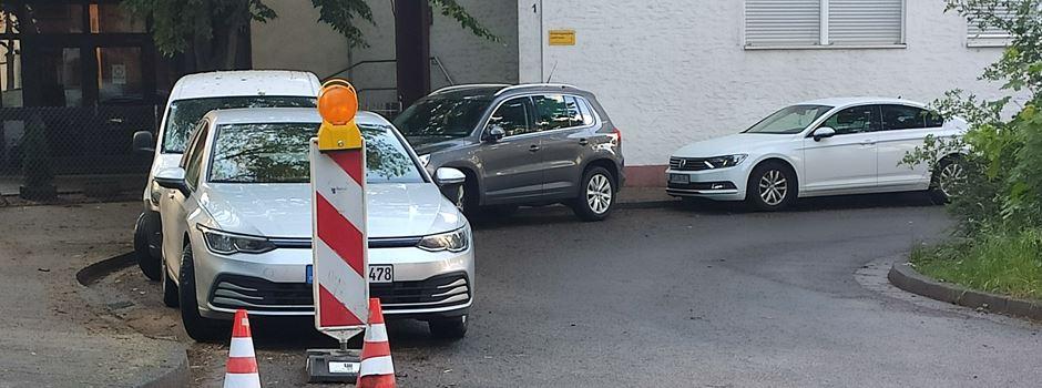Parkplatz-Not in der Mainzer Neustadt: Wohin mit dem Auto?
