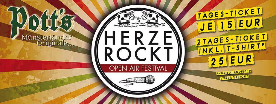 Herzerockt OpenAir Festival 2019