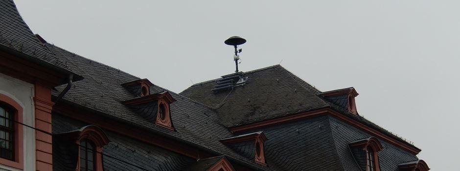 Sirenen-Alarm in ganz Mainz