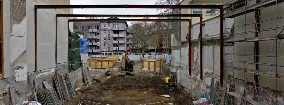 Ehemalige Residenzpassage: Gibt es einen Baustopp?