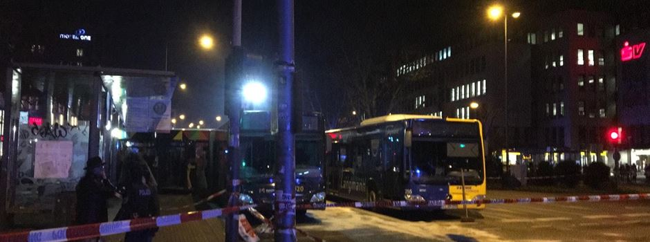 Wiesbaden: Schwerer Unfall am Hauptbahnhof sorgt für Verkehrschaos