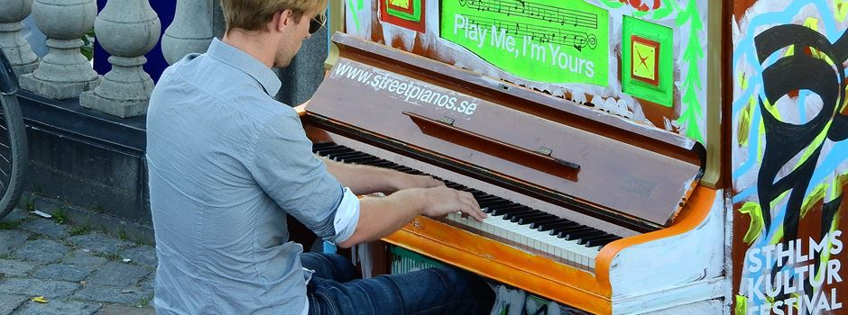 Play Me I'm Yours - Streetpianos in Augsburg