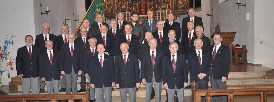 Jubiläumskonzert der Männerchöre