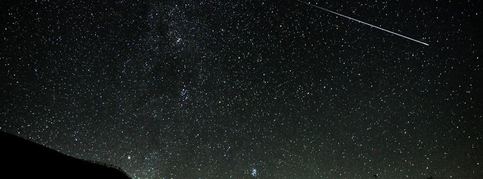 So werden die Sternschnuppen-Nächte in Mainz