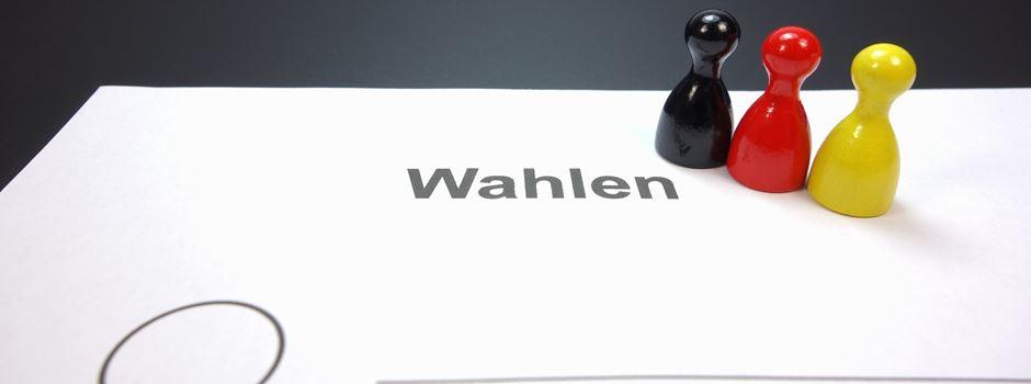 Wahlergebnisse: Klingbeil klarer Sieger / Knappe Mehrheit für Grube
