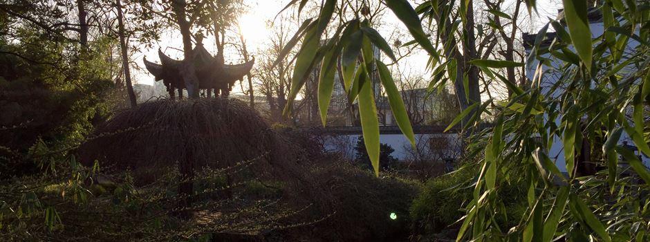 Chinesischer Garten: Neue Details zum Wiederaufbau