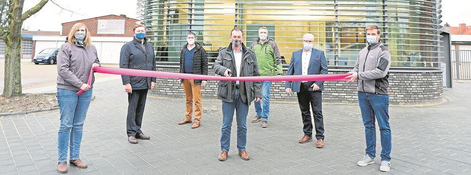 Modernes und barrierefreies Kundenzentrum im neuen Gebäude