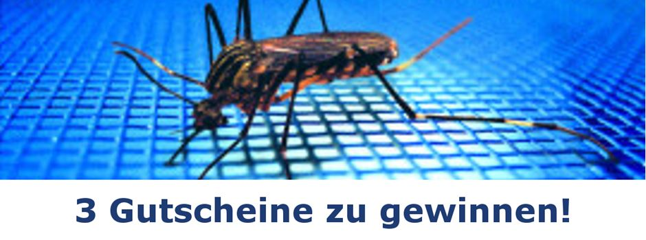 Gewinnspiel: Isi Insektenschutzsystem