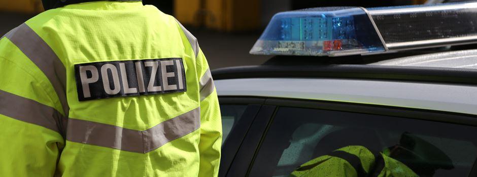 Jugendlicher flüchtet vor der Polizei