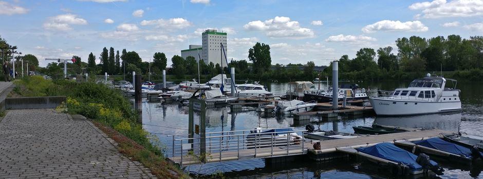Warum der Schiersteiner Hafen keinen Kanal bekommt