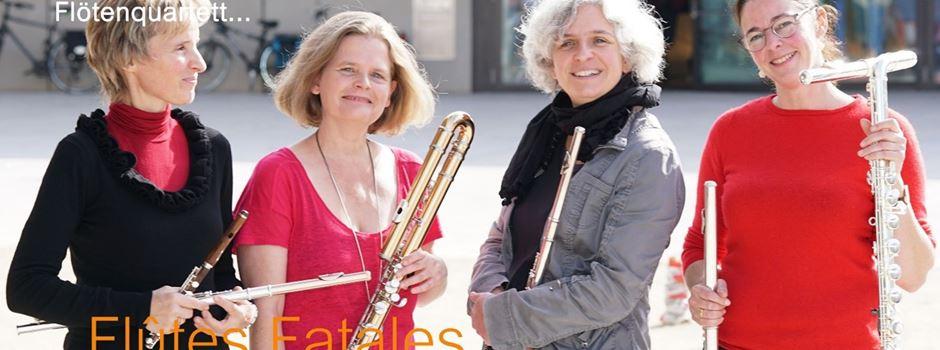 Flûtes Fatales –fatale Flötentöne im Frühherbst unter freiem Himmel