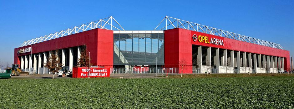 Neues Autokino an der Opel Arena - auch mit Bundesliga-Spielen?