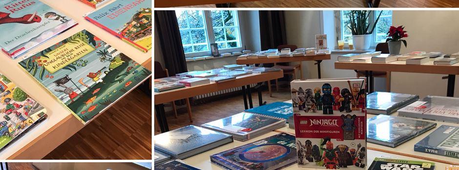 Buchausstellung KÖB St. Christina 2017