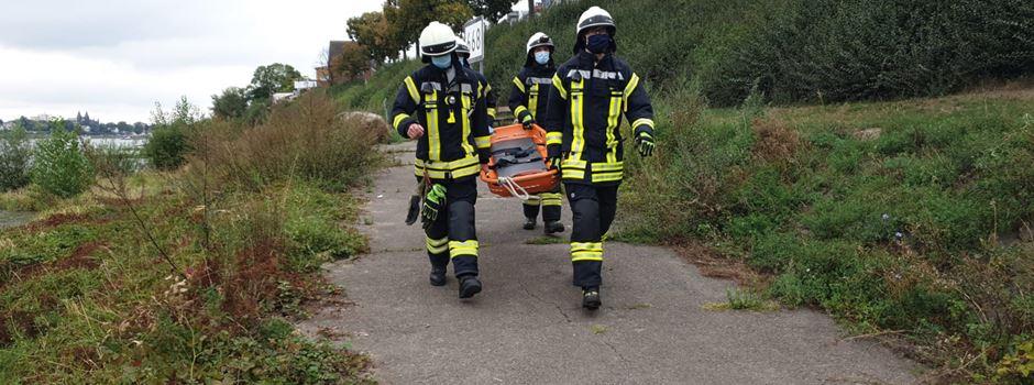 UPDATE 2: Lülsdorf: Leiche im Rhein von Ruderern gefunden