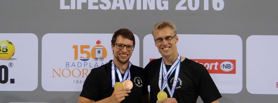 Herzebrocker Rettungsschwimmer erfolgreich bei der Rescue 2016 in Eindhoven
