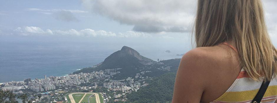 """""""Wunderschöne Zeit in Rio"""""""