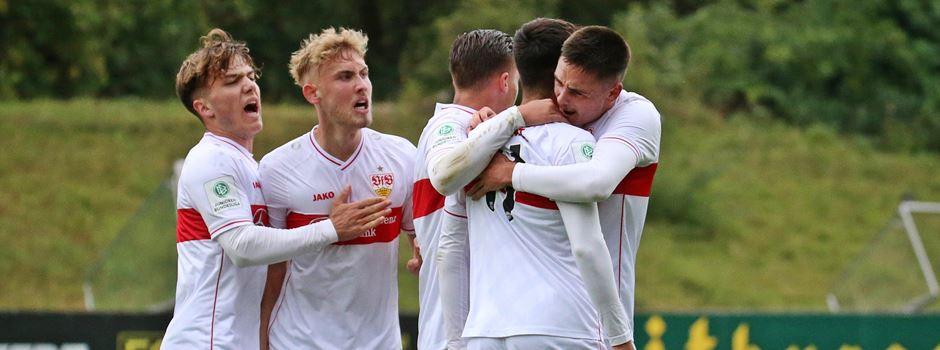 1.FCS spielt gut – verliert aber 1:3 gegen den VfB