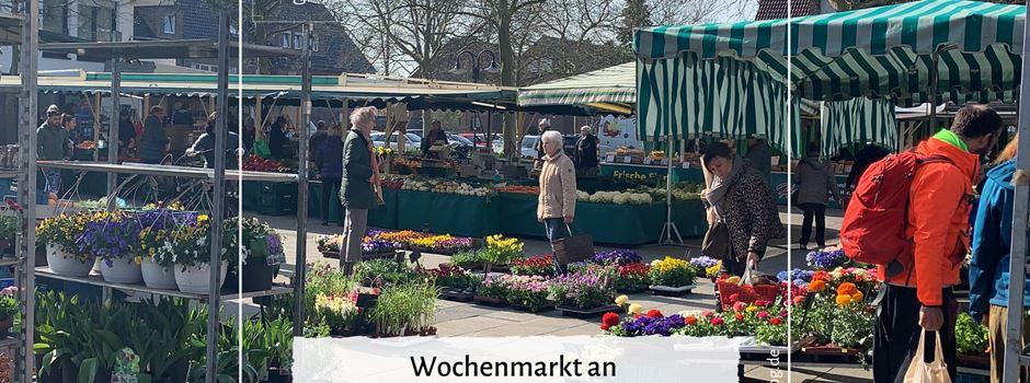 Wochenmarkt Herzebrock
