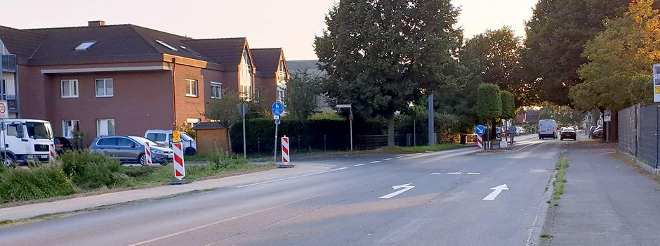 Raser aufgepasst: Verkehrsführung im Niederkasseler Kreuzungsbereich wird geändert