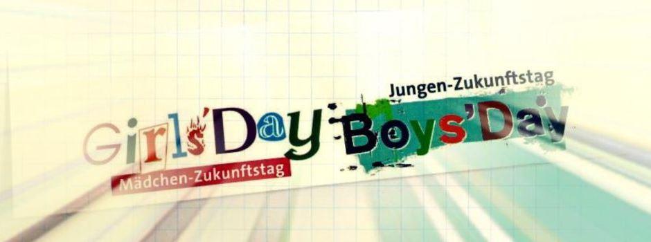 Girls' Day Boys' Day: Unternehmen gesucht
