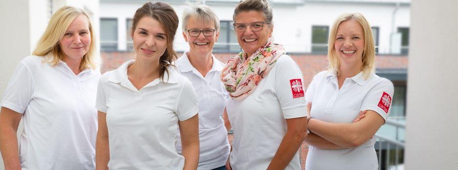 Stellenanzeige: Caritasverband sucht Pflegekräfte mit LG 1 + LG 2