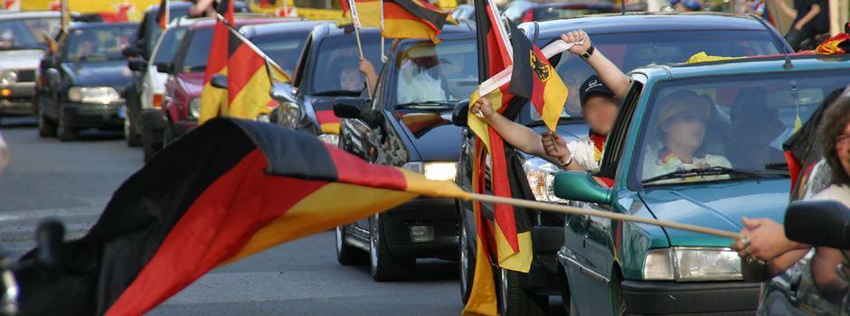 Autokorsos: So viel Feiern ist auf Wiesbadens Straßen erlaubt