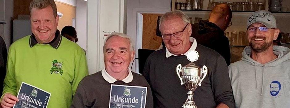Möhleraner Ritter: Manfred Hillebrecht sichert sich den Vereinsmeistertitel