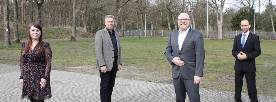 Ulf-Marcus Grube will ins Rathaus einziehen