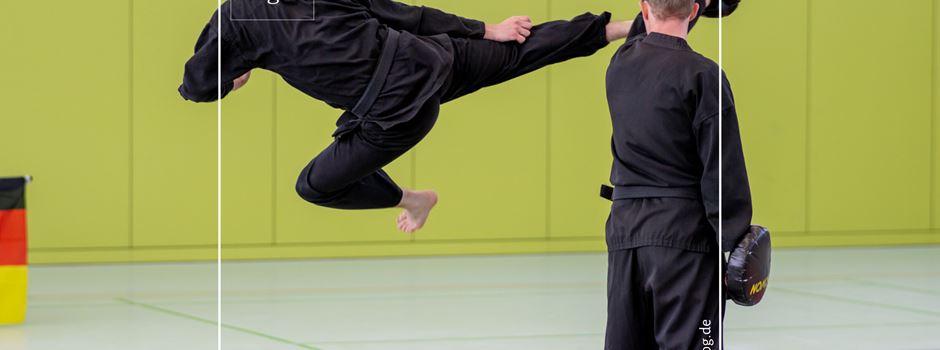 Hapkido Abteilung des Herzebrocker SV nimmt Sportbetrieb wieder auf