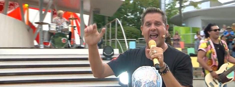 Ballermann-Stars entern Fernsehgarten in Mainz