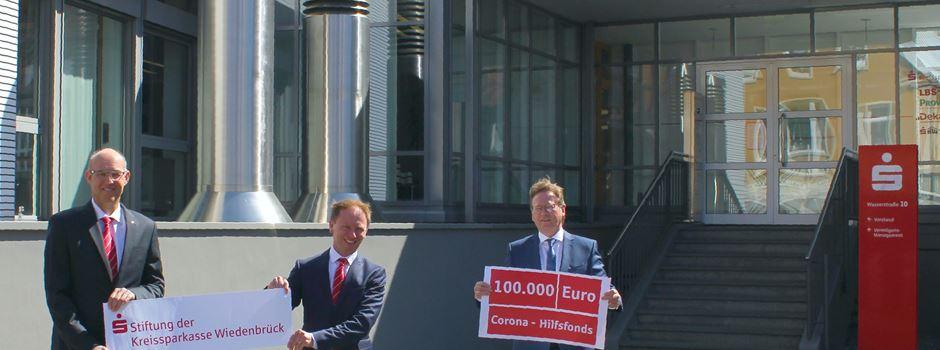 Anzeige: Kreissparkasse Wiedenbrück -100.000 Euro Hilfsfonds für die Region aufgelegt