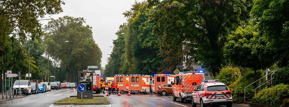 Nachbarschaftsstreit in Biebrich eskaliert