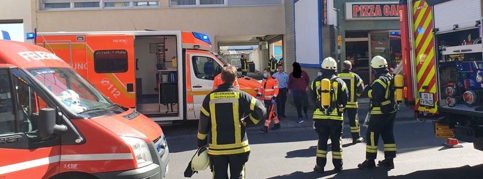 UPDATE: Küchenbrand in Mondorfer Pizzeria